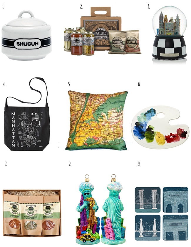 What to see in new york city winter livelovesara for Gifts for new yorkers