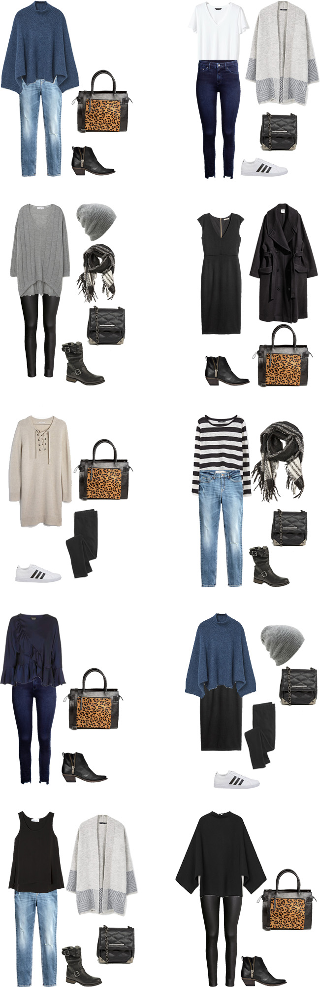 What To Wear For 2 Weeks In Europe For Christmas