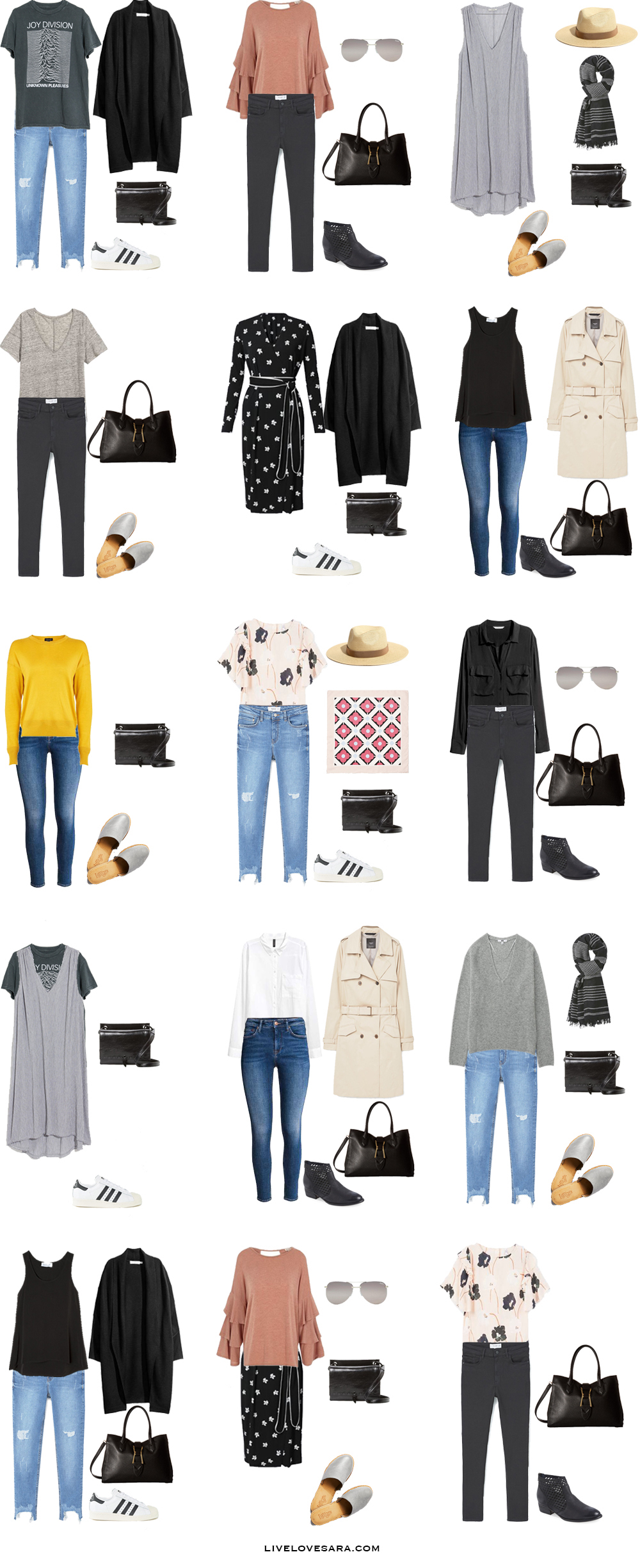 What To Wear For One Month In The Uk And France June