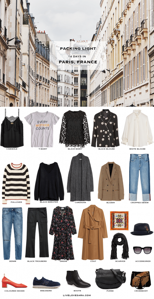 What To Pack For Paris In Spring