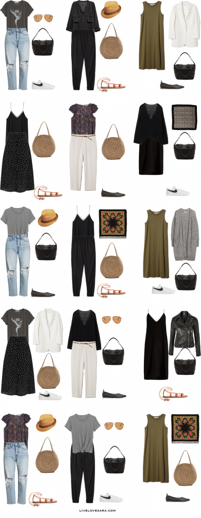 What to Pack for Spain, Portugal, And Denmark